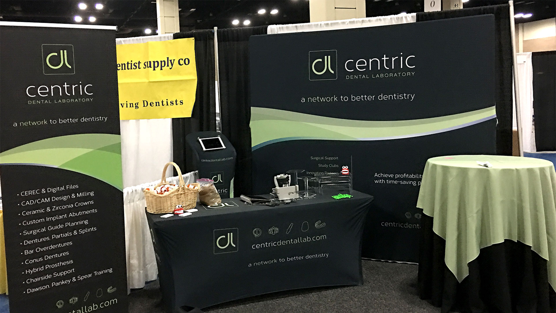 Centric-Booth